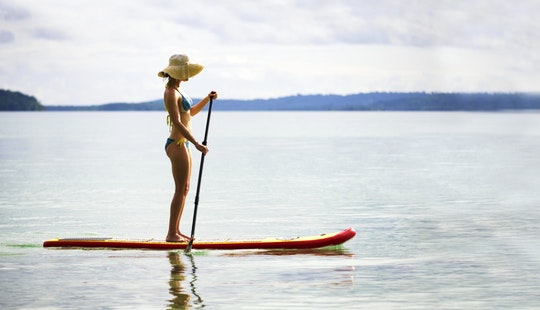 Stand Up Paddleboard Rental In Rovinj