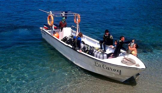 Boat Diving & Beach Tours In Santa Marta, Columbia