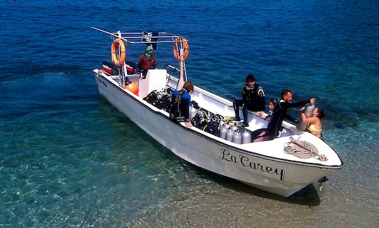 Boat Diving & Beach Tours In Santa Marta, Columbia