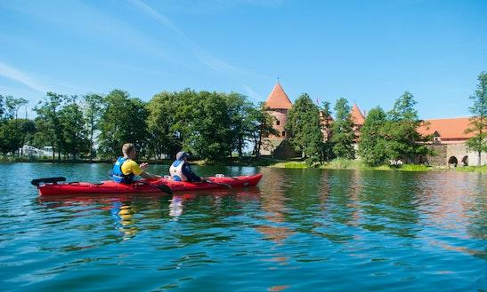 Kayak Tour In Trakai