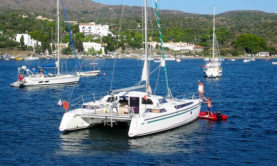 'lodos' Cruising Catamaran Trips In Saint-cyprien