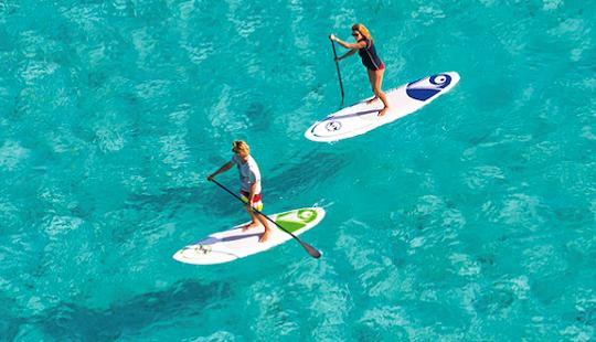 Stand Up Paddleboard Rental In Capbreton
