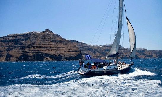 Ocean Star 51,2 Sailing Monohull Trips & Charter In Santorini