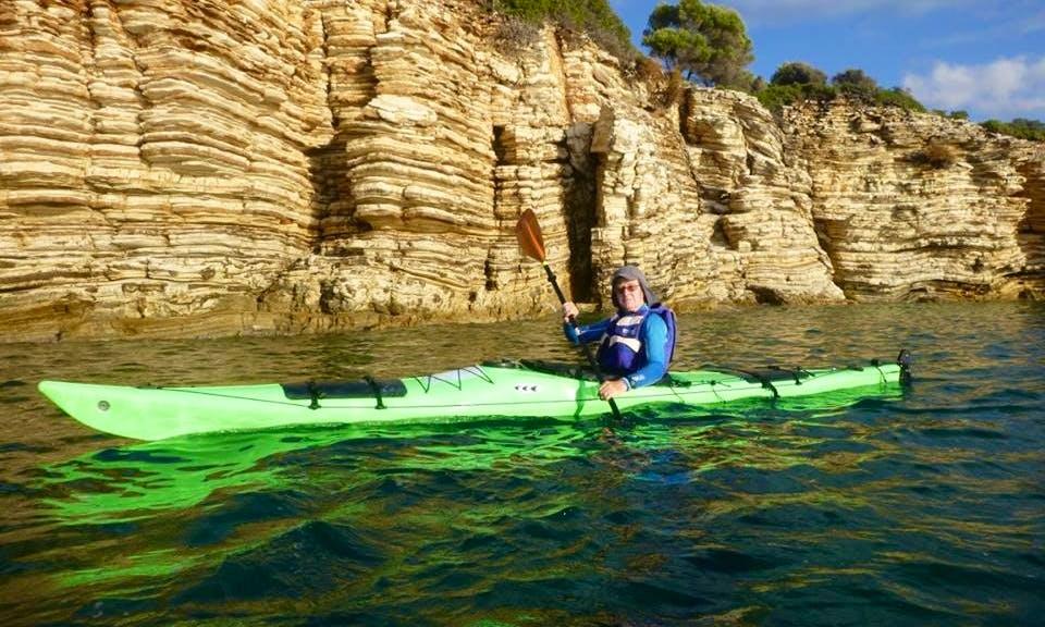 Sea Kayak Day & Multi-Day Tours in Kefallonia