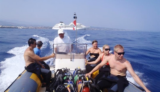 Discover Scuba Diving In Chania