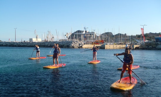 Paddleboard Rental In La Ciotat, France