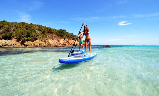 Sup And Snorkelling Tour In Loutraki Bay, Chania, Greece