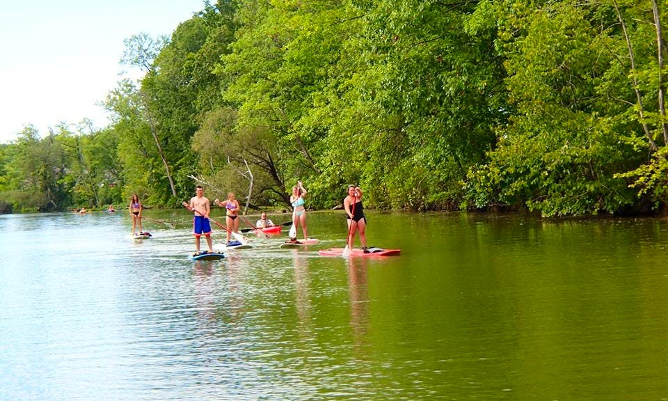 Stand Up Paddleboard & Kayak Rental & Lessons in Sullivan