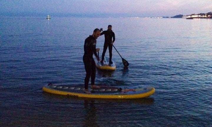 Paddleboard Rental in Aguadulce, Spain