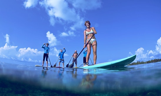 Paddleboard Rental & Lessons In Noosaville, Australia
