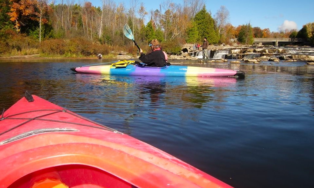 Kayak Rentals Sauble Beach