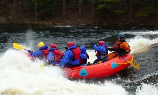 Rafting Trips In Johnsburg, New York