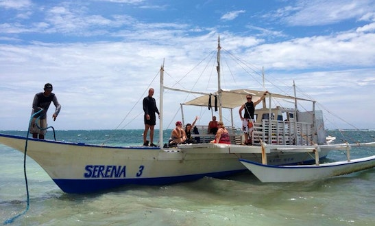 Serena 3 Diving Boat In Philippines