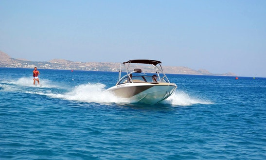 Boat Waterski & Wakeboard In Rodos