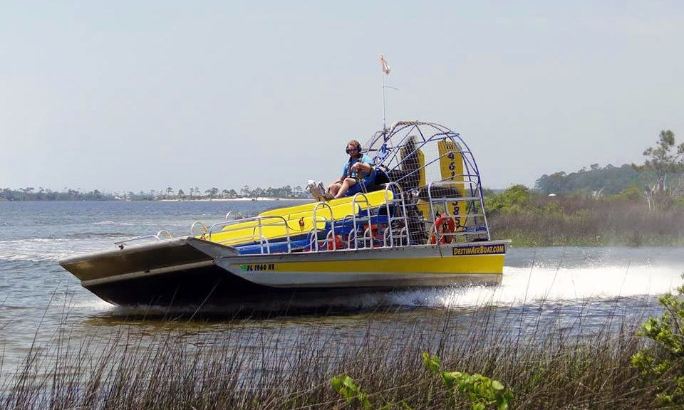 Exciting Airboat Tours in Fort Walton Beach, Florida