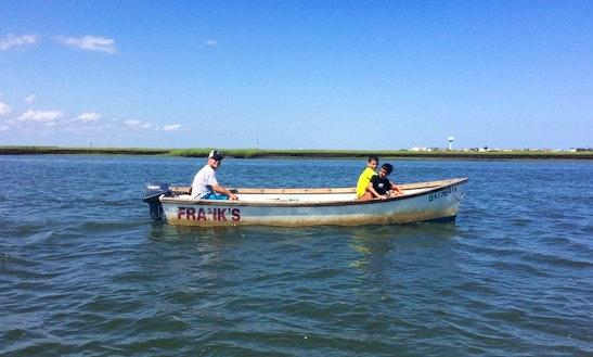 Dinghy Boat Rental In Upper Township