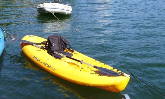 Single Kayak Rental In Upper Township