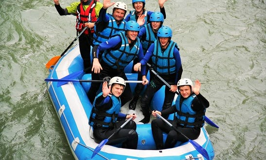 Rafting Trips In Saint-jean-d'aulps, France