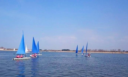 Daysailer Rental & Courses In Bournemouth, United Kingdom