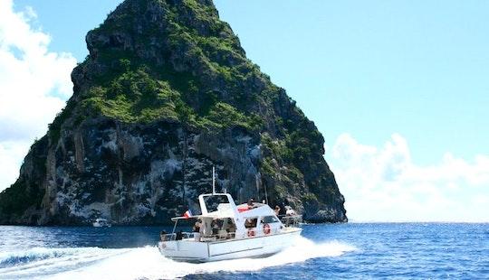 Diamon Rock Cruise In Les Trois-Îlets