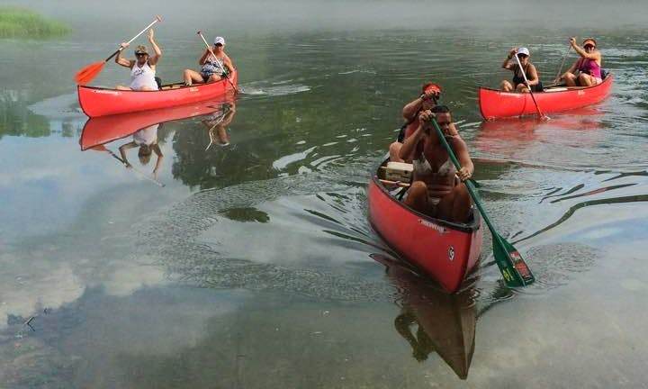 Canoe Rental & Trips in Silver Point, Tennessee
