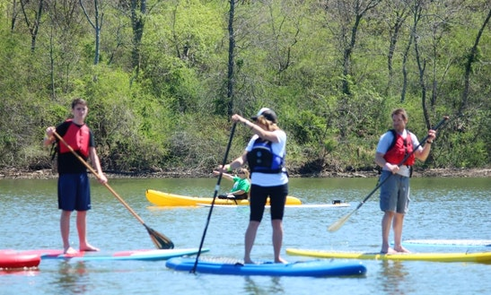 Paddleboard Rental In Nashville, Tennessee