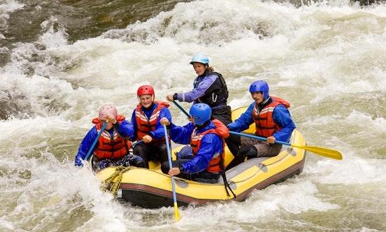 Rafting Trips In Zaragoza, El Salvador