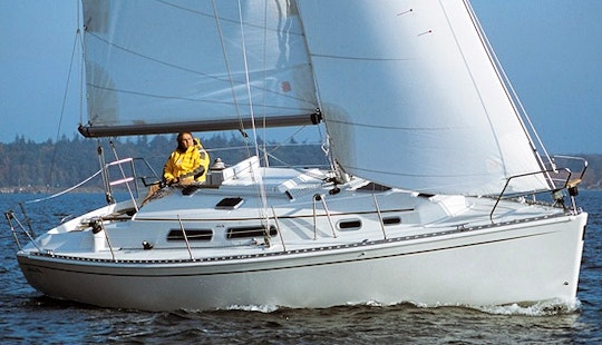 Unforgettable Holidays In Greifswald, Germany On This Sailboat For 4 People