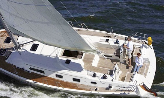 Hanse 461 Sailboat With 4 Cabins Ready To Book In Greifswald, Germany