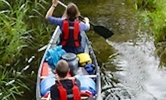 Book This 4 Seater Canoe In Kratzeburg, Germany