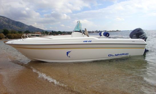 Passenger Boat Rental In Lefkada