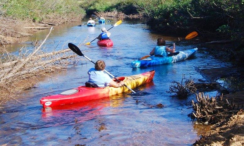 Solo Kayaks Rental In Old Forge