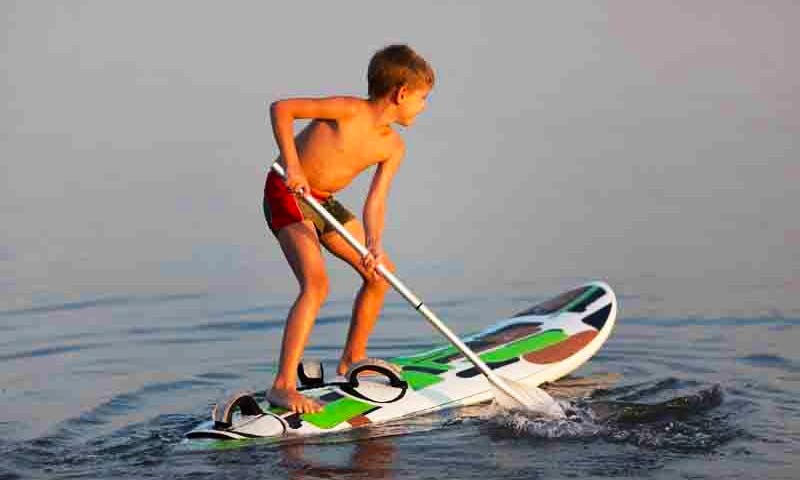 Rent Stand Up Paddle Board for Kids In Old Forge
