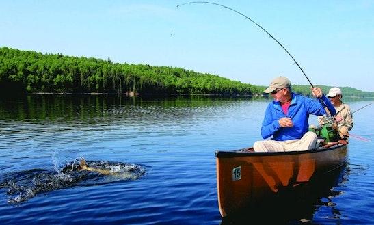 Quetico Provincial Park - Canoe Experience