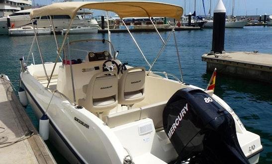Rent The Quicksilver 555 Open Boat In La Rochelle