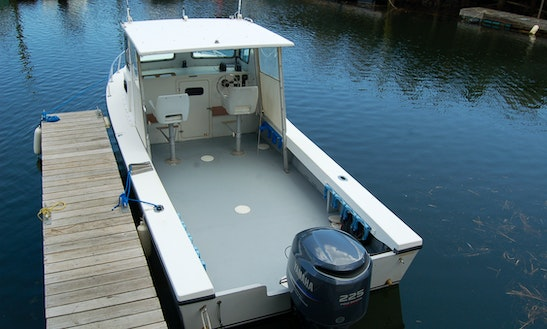 Rent 25' Down Under Privateer Boat In Gloucester, Massachusetts