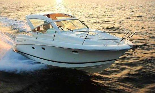 Rent Jeanneau Prestige 30s Yacht In La Rochelle