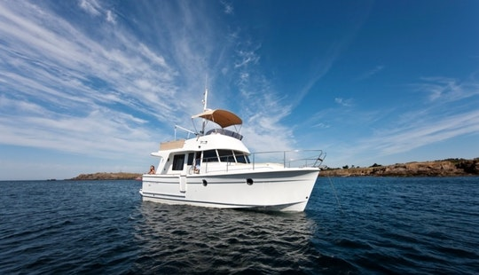 Charter The Swift Trawler 34  Yacht In La Rochelle