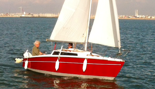 Rent 18' Sailboat Corsaire In La Rochelle