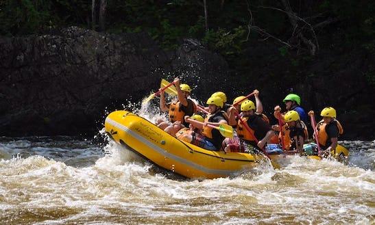Rafting Trips In Iron Mountain, Michigan