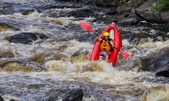 Kayak Rental In Iron Mountain, Michigan