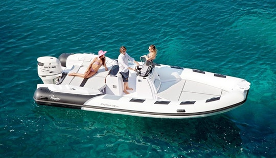 Cayman 23 S Rib Charter In Santanyí