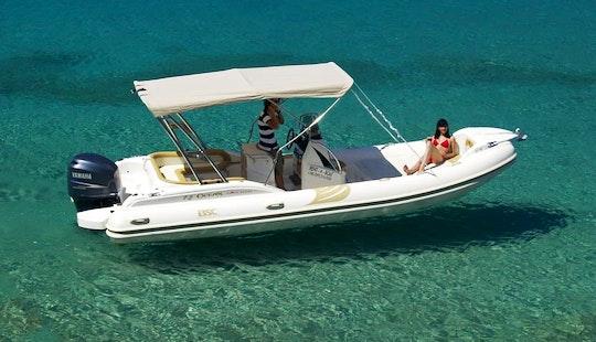 Bsc 73 Ocean Rib Charter In Santanyí