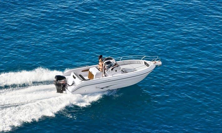 Ranieri Voyager 26S Boat Charter in Santanyí