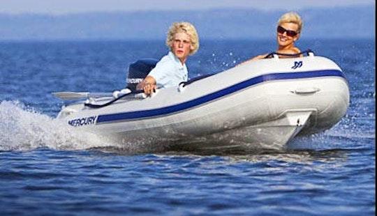Mercury Inflatable Rib Rental In Palm Beach Gardens, Florida