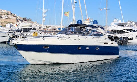 Cranchi 50 Mediterranee Yacht Charter In Eivissa