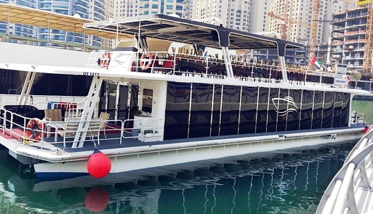 Marina Dhow Dinner Cruise In Dubai