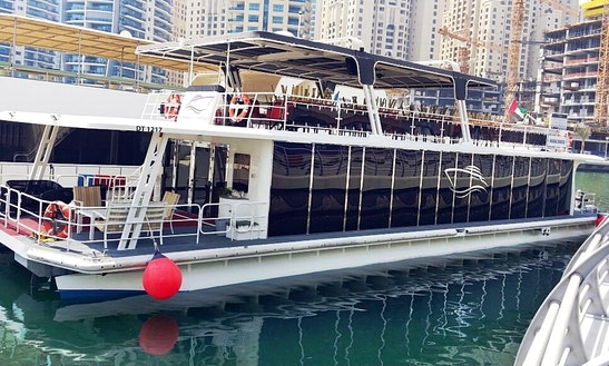 Marina Dhow Dinner Cruise In Dubai