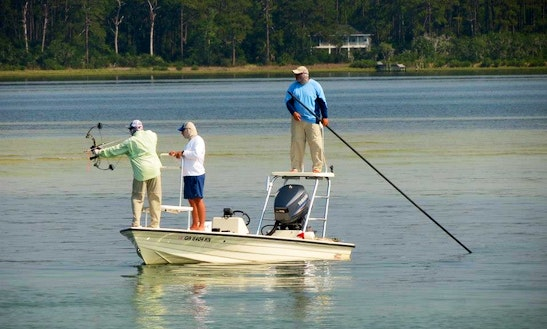 Guided Fishing Trips From Carrabelle