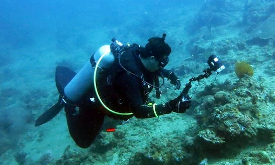 Diving In Pasig